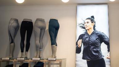 Lululemon has made a big comeback since its sheer pants nightmare
