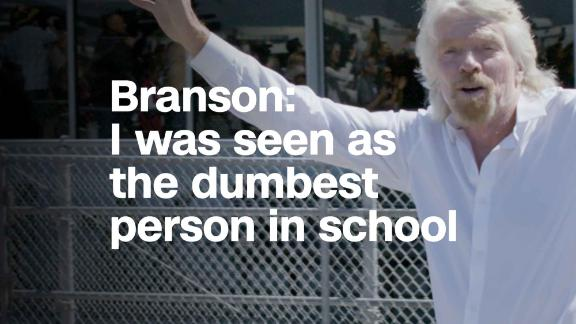 How Richard Branson went from high-school dropout to billionaire entrepreneur