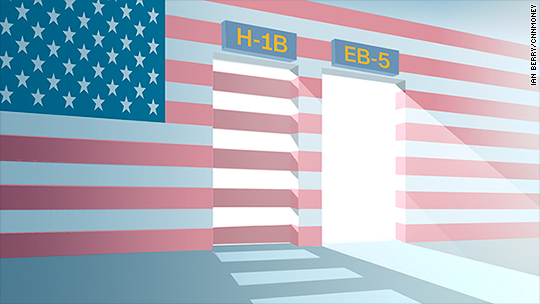 H-1B crackdown boosts 'golden visa' demand