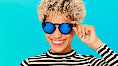 Snapchat takes another swing at Spectacles