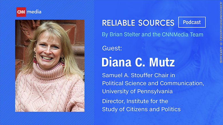 reliable sources diana mutz