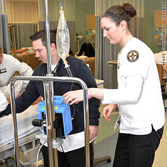 Nursing Schools Are Rejecting Thousands Of Applicants In The