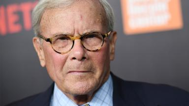 Tom Brokaw rails against sexual harassment allegations