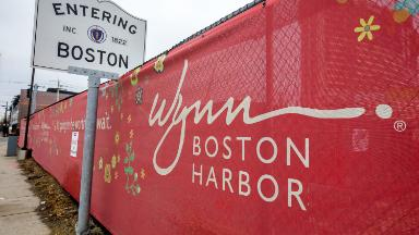 Wynn Resorts CEO: We'll drop the 'Wynn' name from Boston casino