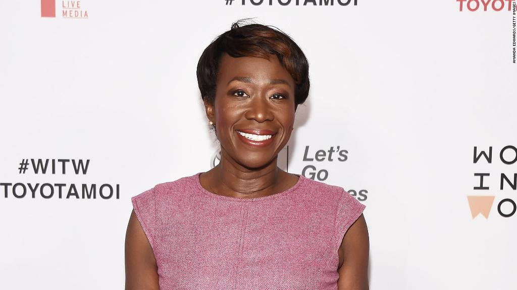 MSNBC host Joy Reid apologizes for blog posts