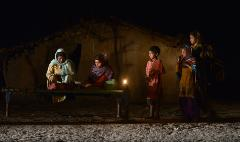 India says 100% of villages have electricity. Millions of people remain in the dark