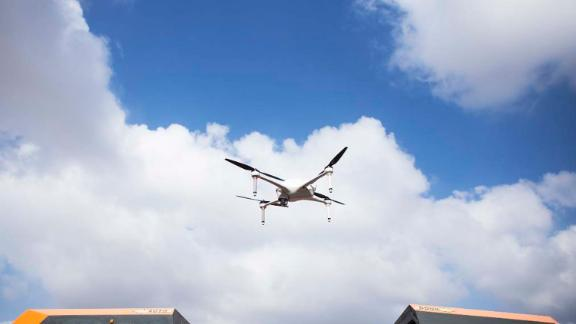 These self-flying drones keep a constant eye on your business