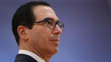 Mnuchin not worried about China retaliating on trade by dumping US Treasuries