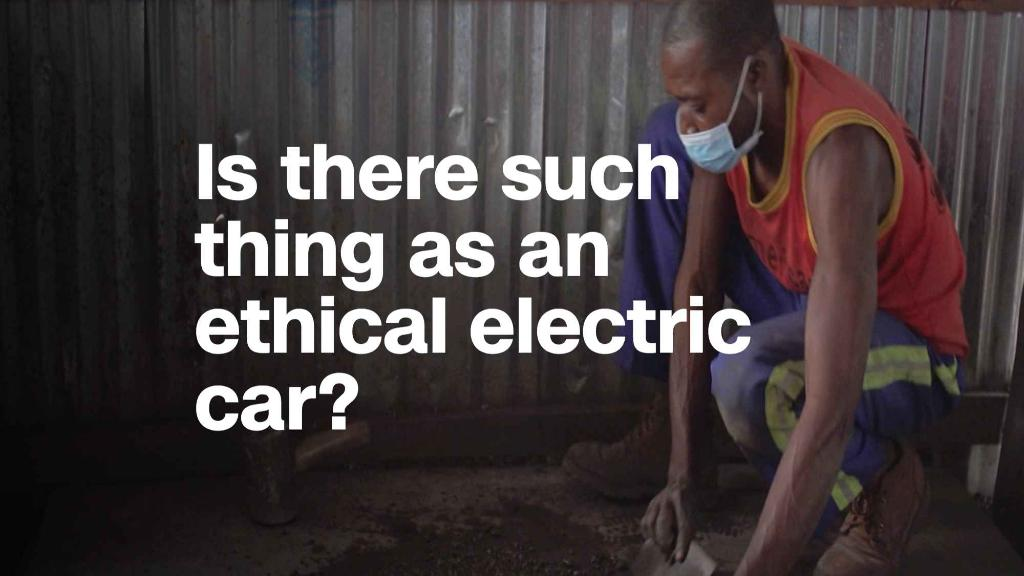 Is there such a thing as an ethical electric car?