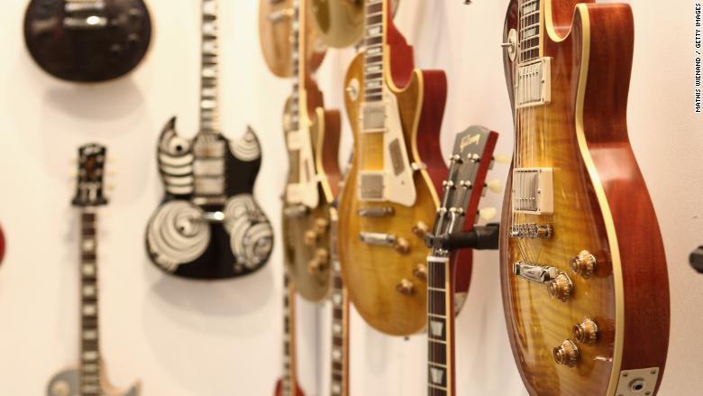 Guitar Center Bankruptcy : gibson guitar company files for bankruptcy ~ Vivirlamusica.com Haus und Dekorationen