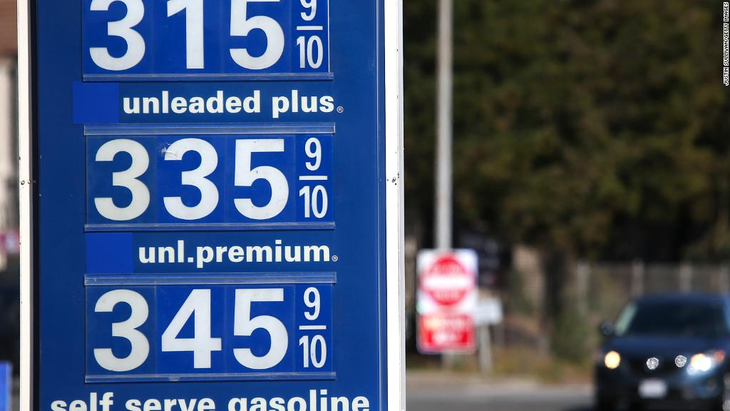 Why are gas prices rising?