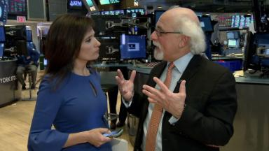 NYSE trader: Market selling feels emotional
