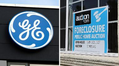 GE warns its subprime mortgage unit could file for bankruptcy