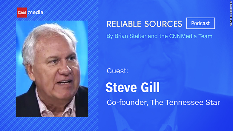 reliable sources podcast steve gill