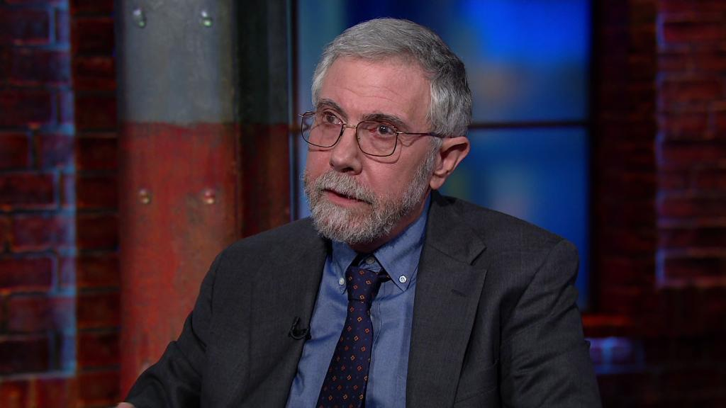 Paul Krugman: The tax cut is a nothing burger