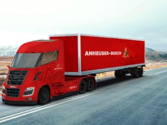 Nikola S Semi Trucks Run On Compressed Hydrogen Gas And Produce Only Water As Exhaust