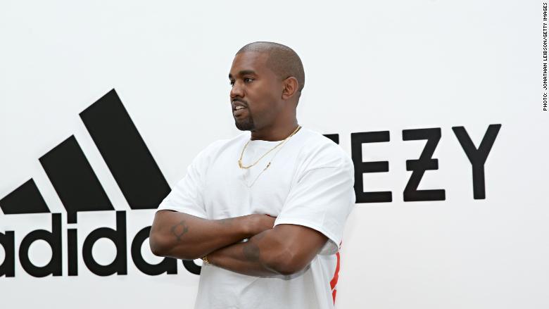 Adidas es pegarse por Kanye West, a pesar de la esclavitud comentario