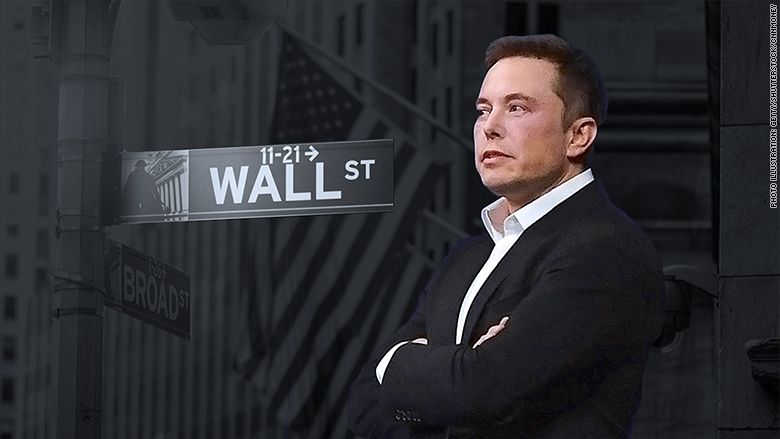 Elon Musk spends $10 million of his own money on Tesla shares