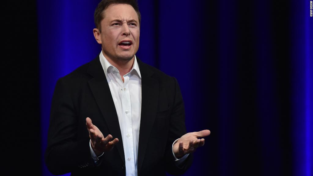 Listen: Elon Musk's strange reactions on Tesla's earnings call