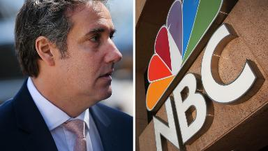 NBC News corrects explosive story on Michael Cohen