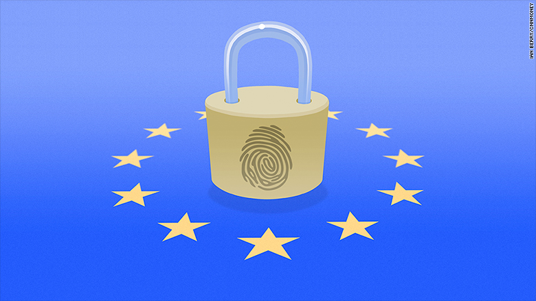 GDPR is here: What you need to know about Europe's new data law