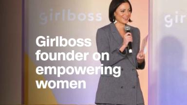 How Girlboss plans to empower female entrepreneurs