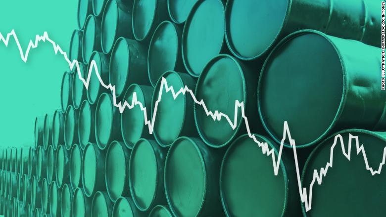 cnn.com - Matt Egan - Why oil prices are suddenly tanking