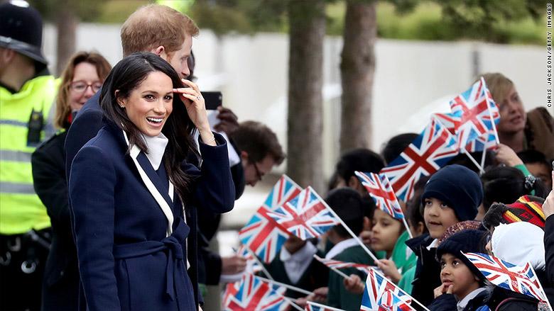 uk flag royal wedding economy 4
