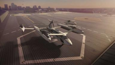 Uber teams with NASA to make flying cars a reality