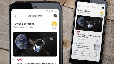 Google wants artificial intelligence to choose your news