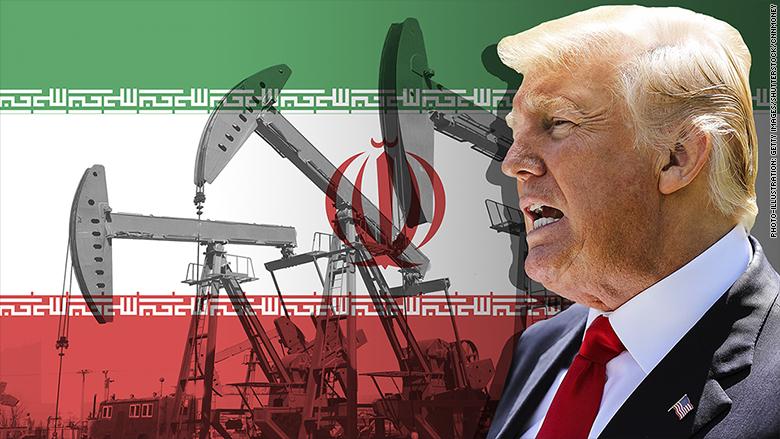אויל פרייזן און דער איראן דיעל
