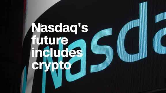 Why Nasdaq's CEO is bullish on cryptocurrencies