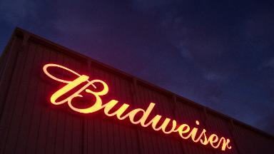Americans are drinking less Bud. The rest of the world loves it