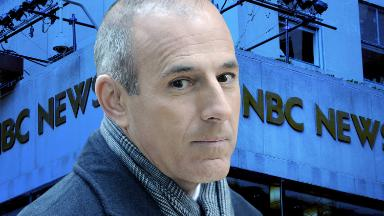 NBC internal report: Leadership did not know about Matt Lauer behavior