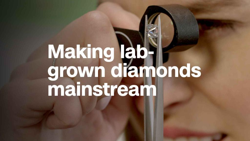 These founders want to make lab-grown diamonds mainstream
