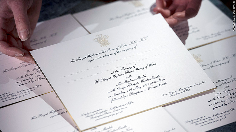 How Much Do Wedding Invites Cost: Royal Wedding: How Much Will It Cost
