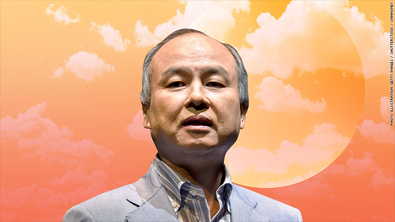 pacific masayoshi son newsletter