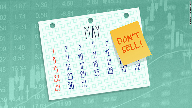 may 2018 dont sell