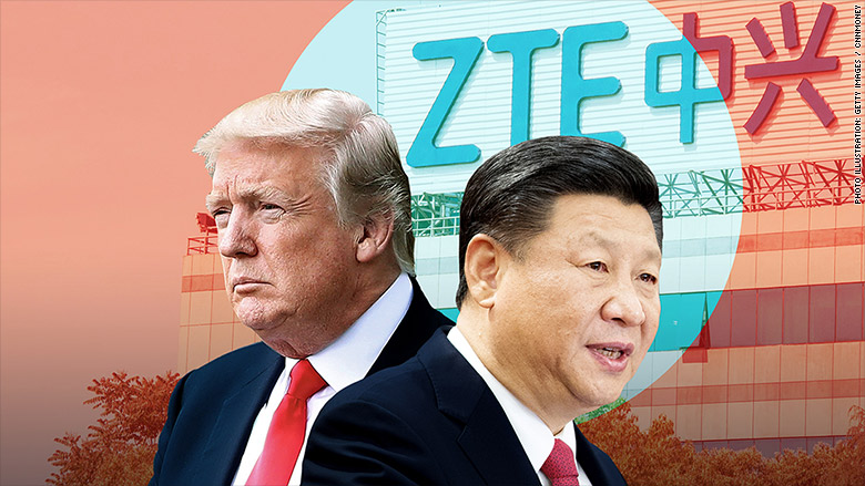pacific donald trump xi jinping zte 2