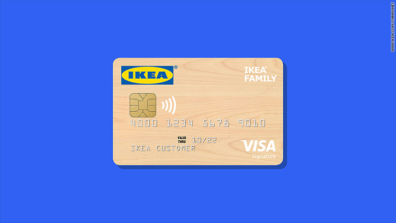 ikea launches a new credit card. Black Bedroom Furniture Sets. Home Design Ideas