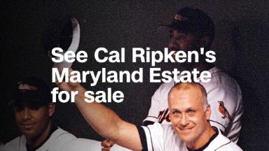 See Cal Ripken's Maryland Estate for sale