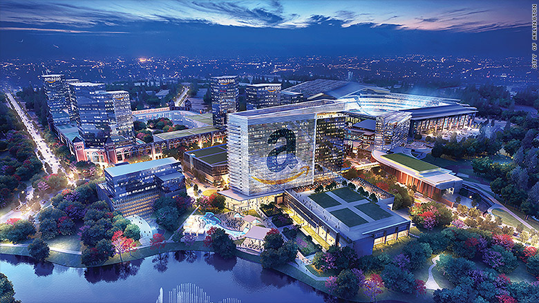 arlington texas amazon hq2
