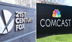Comcast prepares to top Disney's bid for Fox