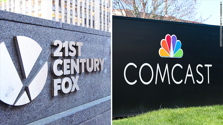 Comcast Fox Marriage Would Be Built On A Ton Of Debt