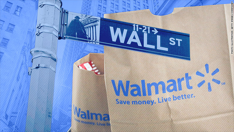 Walmart figured out its Amazon strategy. So why's the stock down 13%?