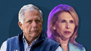 Moonves vs. Redstone: A pivotal week for CBS