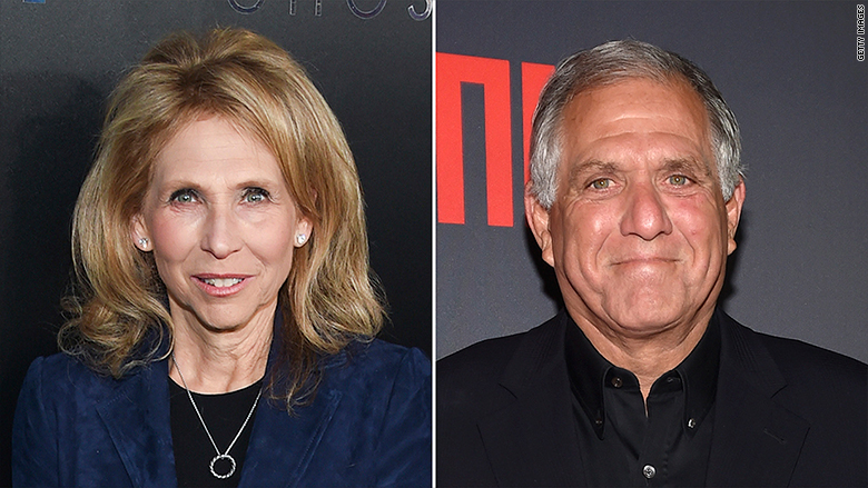 CBS, in new filing, calls Shari Redstone a 'substantial threat' to the company