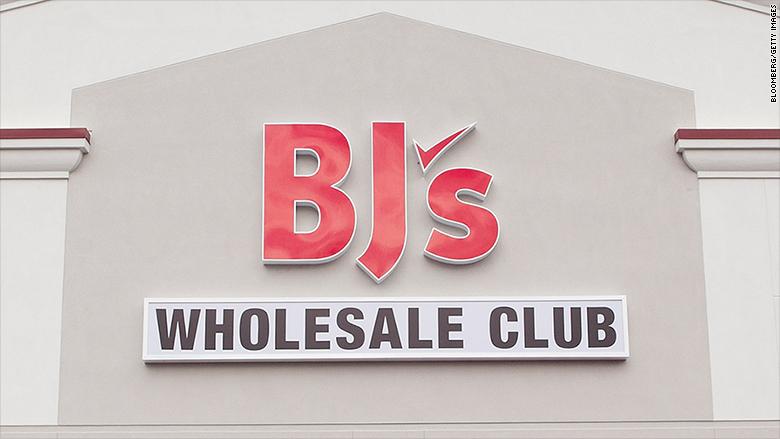 bj s wholesale club is going public again