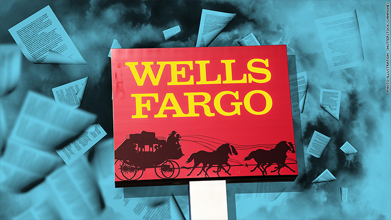Wells Fargo altered documents about business clients