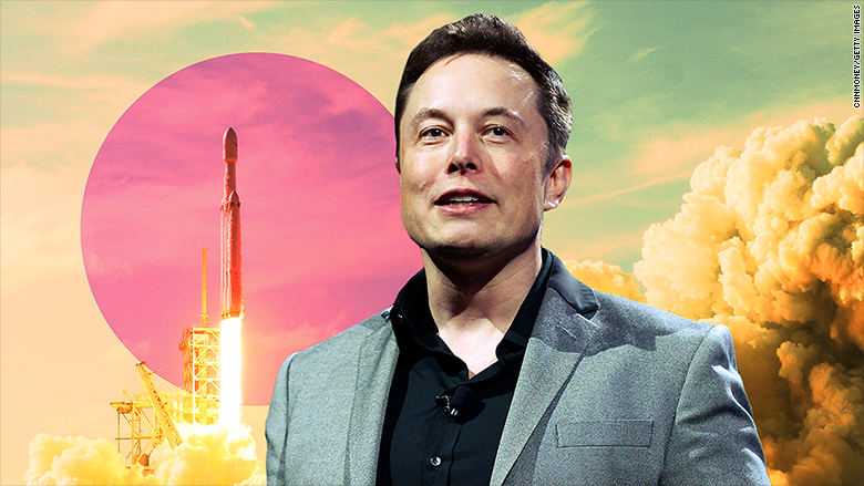 Pacific: Elon Musk vs. the world